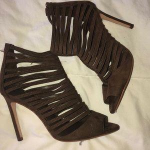 Zara Strappy Heels